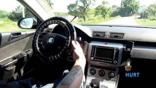 Ovládání jízdy vozu jednou rukou