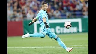 ЦСКА - «Рубин» (0:1). 2-й тур РПЛ