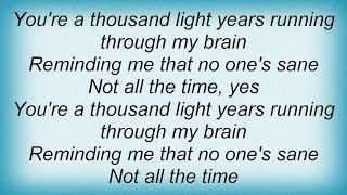 311 - Light Years Lyrics