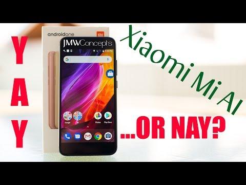 Xiaomi Mi A1 - Unboxing & Review + MASSIVE GIVEAWAY ANNOUNCEMENT