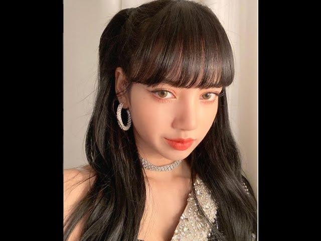 Lalisa Manoban From Blackpink 2020