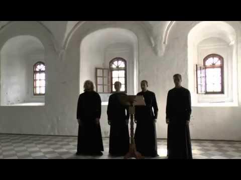 Четыре голоса в пустой церкви