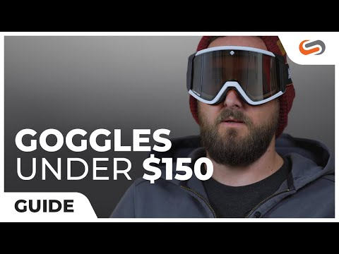 Best Ski and Snowboard Goggles Under $150