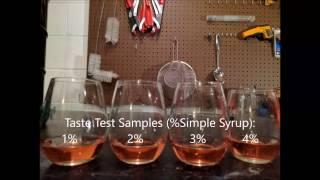 How to Sweeten Homemade Wine
