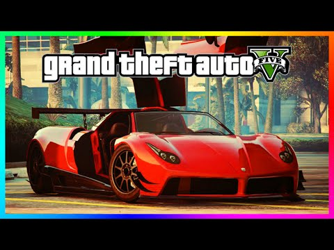 "GTA 5 DLC - Is The ""Pegassi Osiris"" The Best Super Car? Faster Than Adder & Zentorno? (GTA 5)"