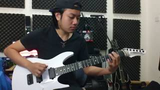ARCHITECTS - In Elegance (Guitar Cover)