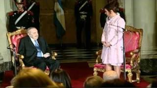 Homenaje A Raúl Alfonsín Palabras De La Presidenta Cristina Fernández