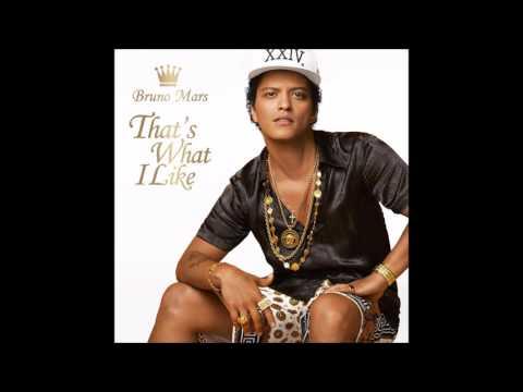 That's What I Like (CLEAN) Bruno Mars