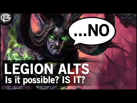Alts in Legion