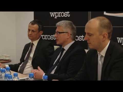 Debata Wprost - wypowiedź Marka Kapłuchy, Wiceprezesa Zarządu Grupy Azoty, cz. II - zdjęcie