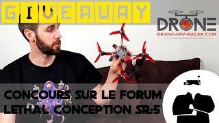 Concours : un châssis Lethal Conception SR-5 à GAGNER sur le forum ????