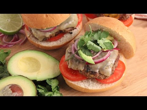 Tex Mex Burgers Recipe | Episode 1068