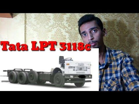 TATA LPT 3118c Bs4 | SPECIFICATIONS | INFORMATION | Truck Talks