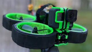 AROUND THE SHOP FPV DRONE