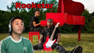 DaBaby - Rockstar Feat. Roddy Ricch (Official Music Video) REACTION