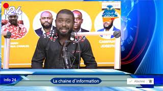 Haiti Debat En Direct Avec Gary Pierre Paul Charles Sur Les Grands Points Dactualite 31/07/2020