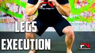 Leg Execution with Dad| Fast Paced Home Workout| Being a Dad by Trainer Ben