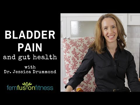 Bladder Pain and the Gut Microbiome  w/ Jessica Drummond