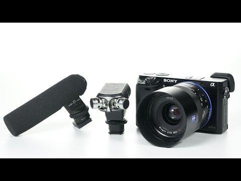 Sony Alpha 6000 VIDEO - Tonqualität verbessern