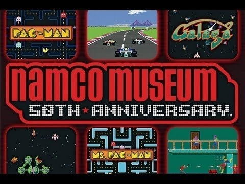 namco museum 50th anniversary gamecube review