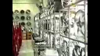 preview picture of video 'Guaira Cubiertas - Ciudad del Este Km 1,5 - Paraguai'