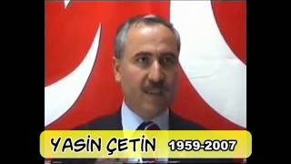 Yasin Çetin Allah Rahmet eylesin mart 2004