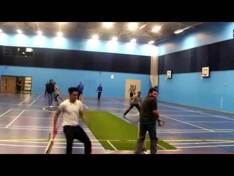 Video Kashmir Panthers VS Chesham Ittefaq - 27-Nov-2016