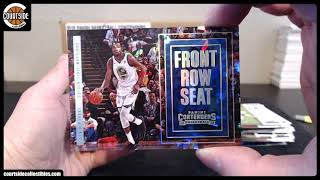 Gonzo's 2017-18 Panini Contenders Basketball Box Break