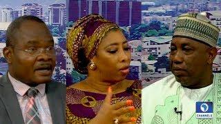 Analysts Debate 9th NASS Leadership Tussle, Governance Pt.1 Sunrise Daily 