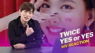 """Fanboy Reacts To """"TWICE   YES Or YES"""" MV 