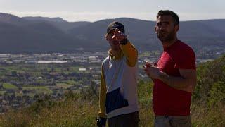 Retour aux sources ! La Sainte Baume en drone racer et en Mavic ! (FPV Cinématique)