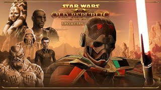 STAR WARS The Old Republic – The Movie – Episode I Legacies Of Old Sith Inquisitor