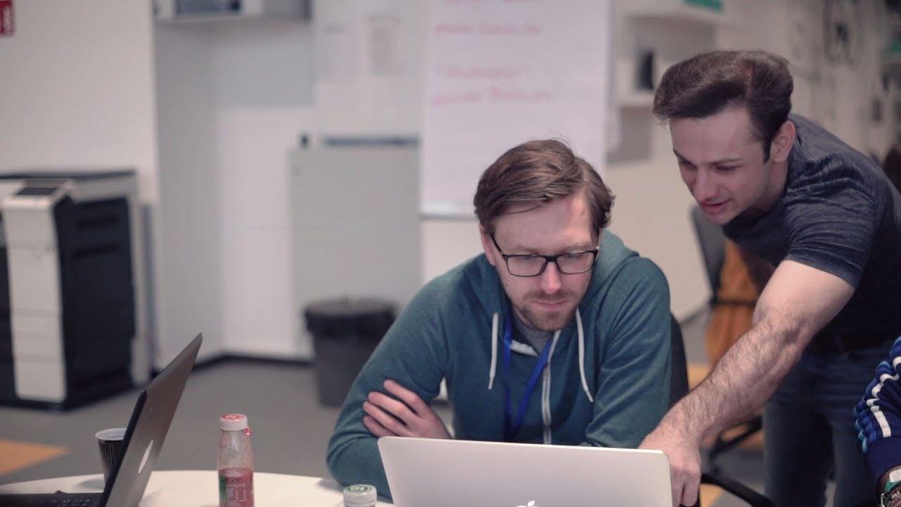 Refugees Code Hackathon 2018