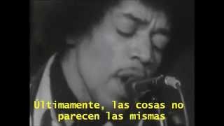 The Jimi Hendrix Experience - Purple Haze (Subtitulada en Español)