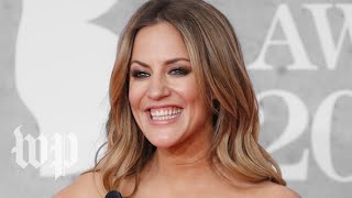 British TV host Caroline Flack dies at 40
