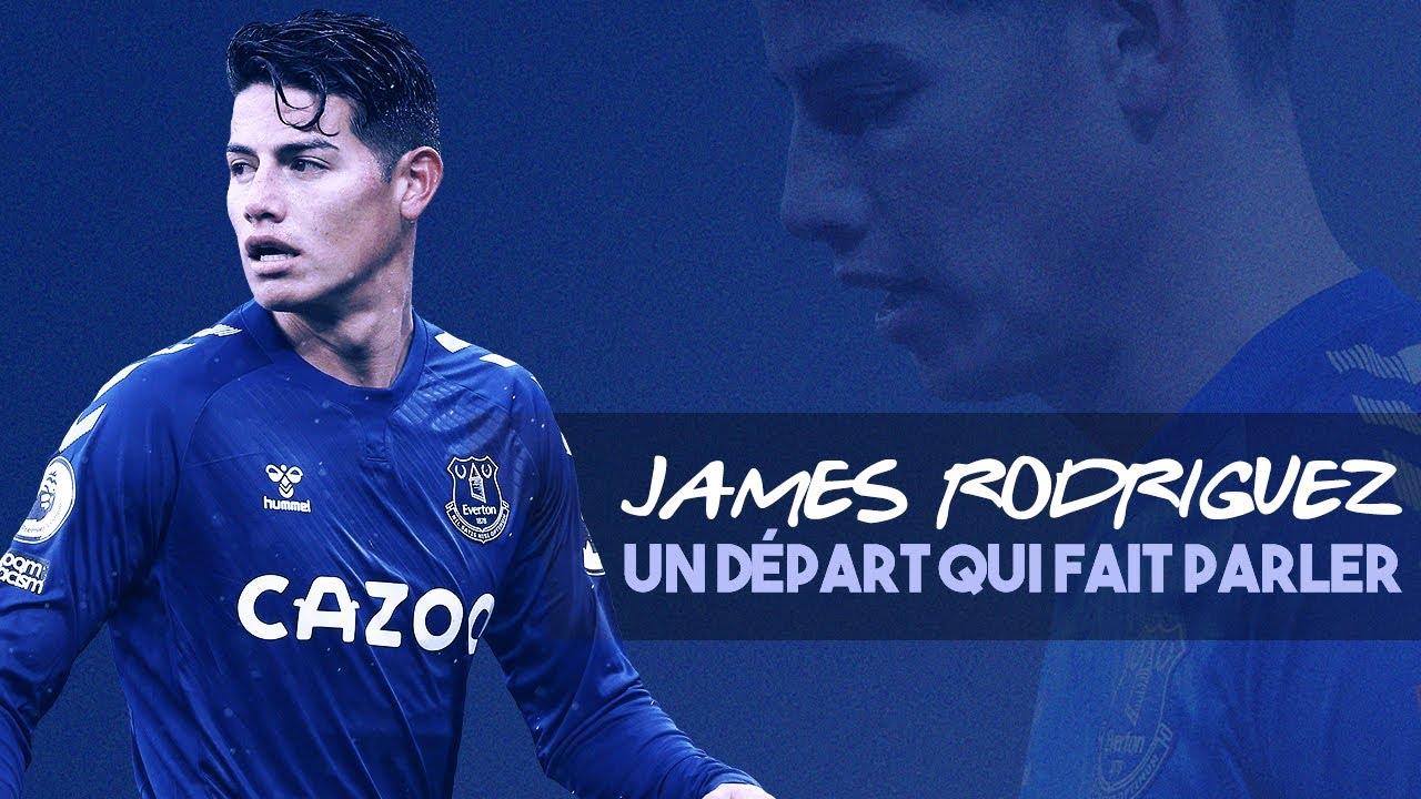 ⚽️ James Rodriguez, le début de la fin ? 🤨