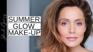 SUMMER GLOW MAKE-UP   Sheila Gomez