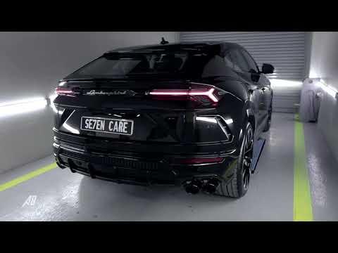 Lamborghini Urus w/ iPE Exhaust CatBack system X Se7en_care
