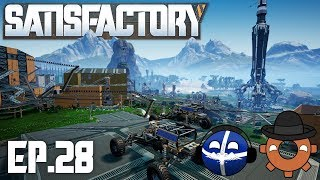 Satisfactory Multiplayer Ep#28: Oil Pipeline