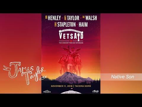 Native Son (VetsAid with Joe Walsh, Tacoma, 11/11/18)