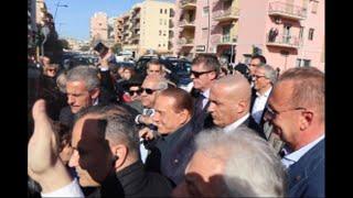 Berlusconi annuncia: mi candido alle elezioni europee.