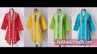 Model Baju Batik Jumputan म फ त ऑनल इन व ड य