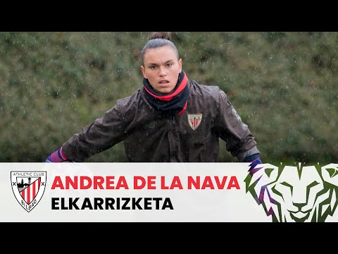 Andrea De La Nava I Athletic Club fem I Entrevista