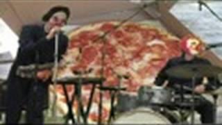 pizza party - clown core