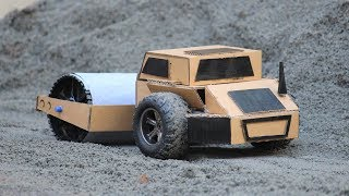 How to make a Road Roller