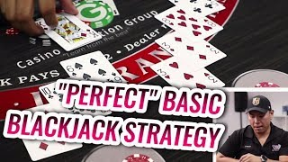 Learning about Basic Blackjack Hands and Strategy