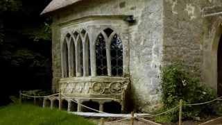 Fabelhafter englischer Landschaftsgarten
