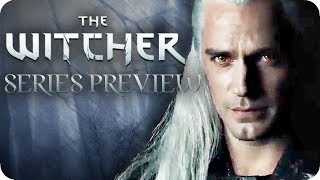 THE WITCHER Series Preview (2020) All you need to know about the Witcher Netflix Series!