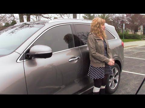 Behind the Wheel With Lindsay - 2016 Kia Sorento SXL