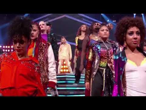 Janet Jackson Billboard Icon Award 2018